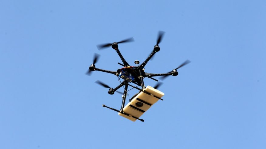 Drones Are A Disaster Awaiting To Happen