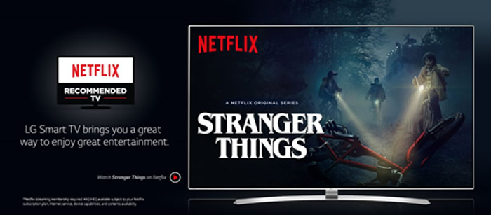 how to watch netflix on lg tv
