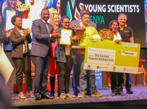 Young Scientists of the Year
