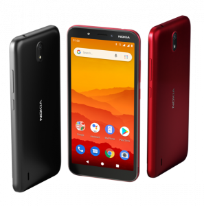Nokia C1 available in Kenya