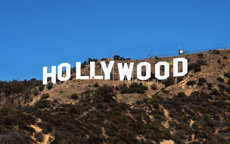 Pirated Hollywood movies