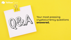 Yellow Card Cryptocurrency